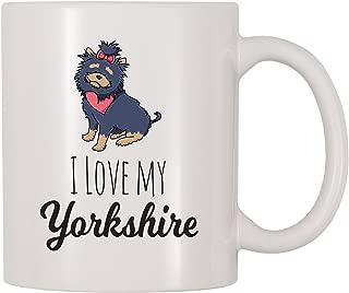 4 All Times I Love My Yorkshire Coffee Mug (11 oz)