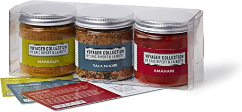La Boite Spice Blends - The Voyager II Collection - Set of 3