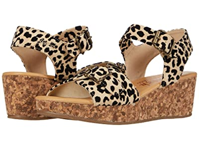 Blowfish Kids Leeder-K (Little Kid/Big Kid) (Dt. Sand Leopard Grasslands PU) Girl