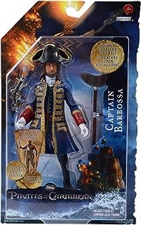 captain barbossa action figure