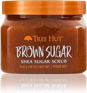 Tree Hut Brown Sugar Shea Sugar Scrub, Brown, 18 Oz