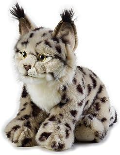 National Geographic Lynx Plush - Medium Size
