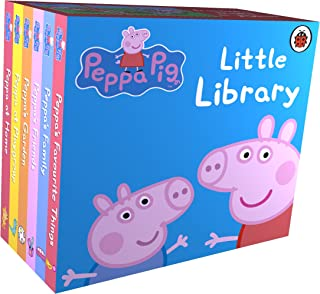 Peppa Pig: Little Library by Ladybird - Paperback