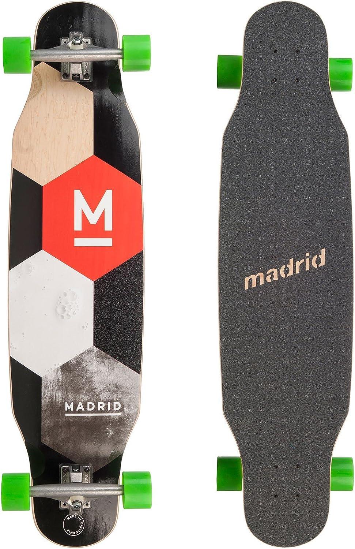 Compra calidad 100% autentica Madrid Unisex - Adulto Paddle Longboard Negro Negro Negro Marrón verde 4.5x9.75 EU  venta al por mayor barato