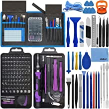oGoDeal 155 in 1 Professional Electronic Repair Tool Kit Screwdriver Set for Computer, Eyeglasses, iPhone, Laptop, PC, Tab...