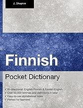 Finnish Pocket Dictionary