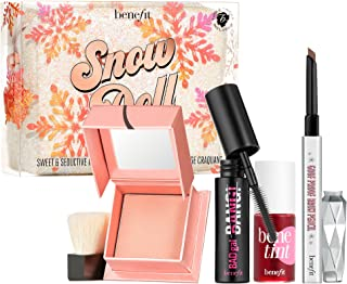 a507244fc8d Eligible for FREE UK Delivery. BENEFIT COSMETICS Snow Doll Brow, Face &  Mascara Mini Kit