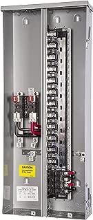 Siemens MC2442B1200ESV Meter-Load Center Combination, 24 Space, 42 Circuit, 200-Amp, Surface Mount Solar Ready