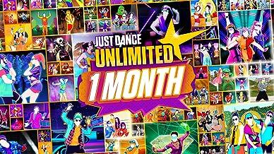Just Dance Unlimited 30 Days - Nintendo Switch [Digital Code]