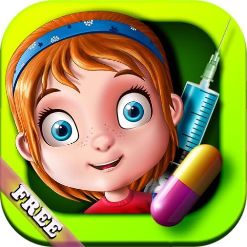 Arzt spiel für Kinder Doktor : so tun als der beste Arzt zu sein ! Lernspiel für Kinder - KOSTENLOS