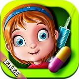 Jeu de docteur pour enfants : faire semblant d'être le meilleur médecin ! jeu éducatif pour les enfants - GRATUIT