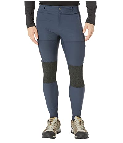 Fjallraven Abisko Trekking Tights (Navy) Men