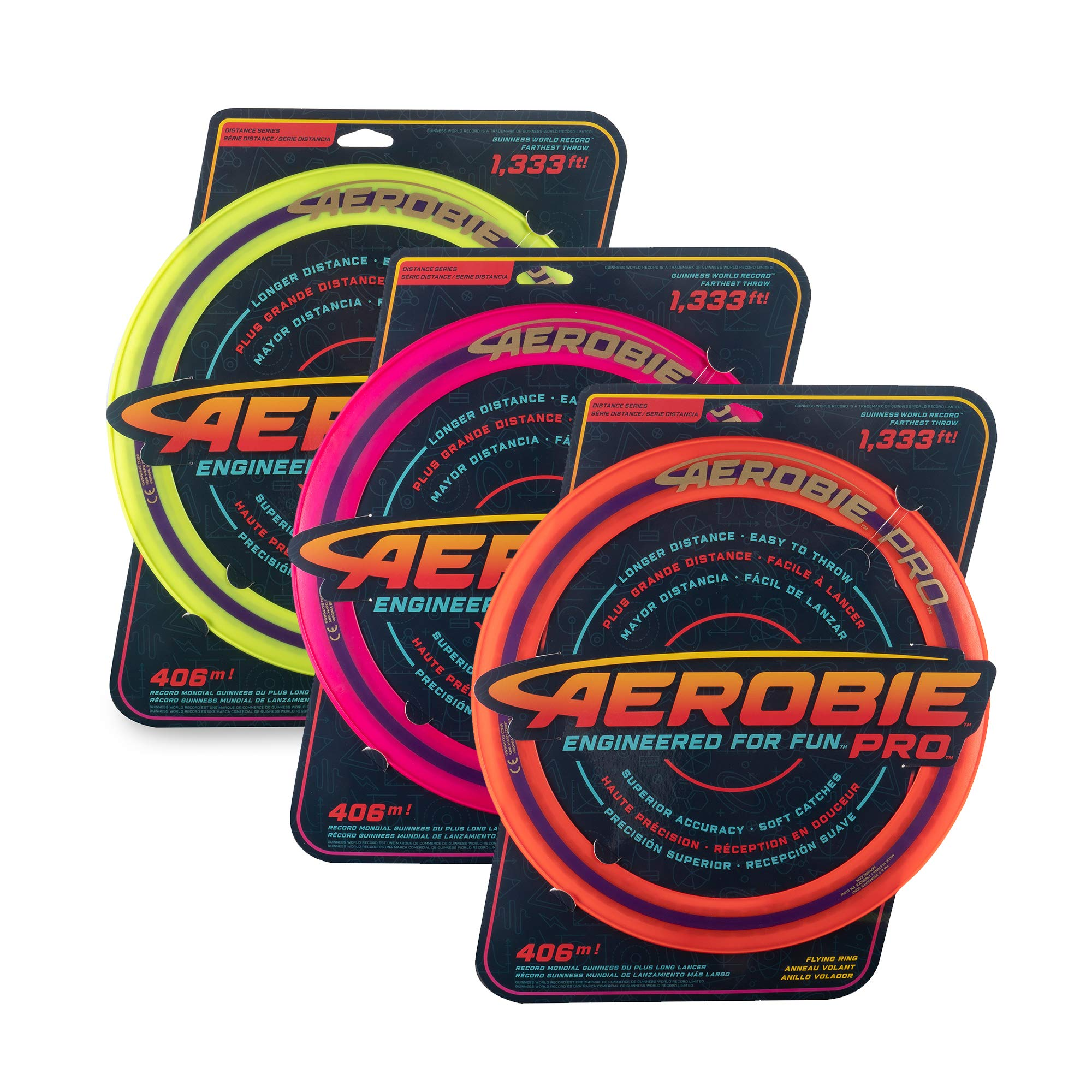 Aerobie SK Funsport Flying Ring Pro 13 Inches No Colour