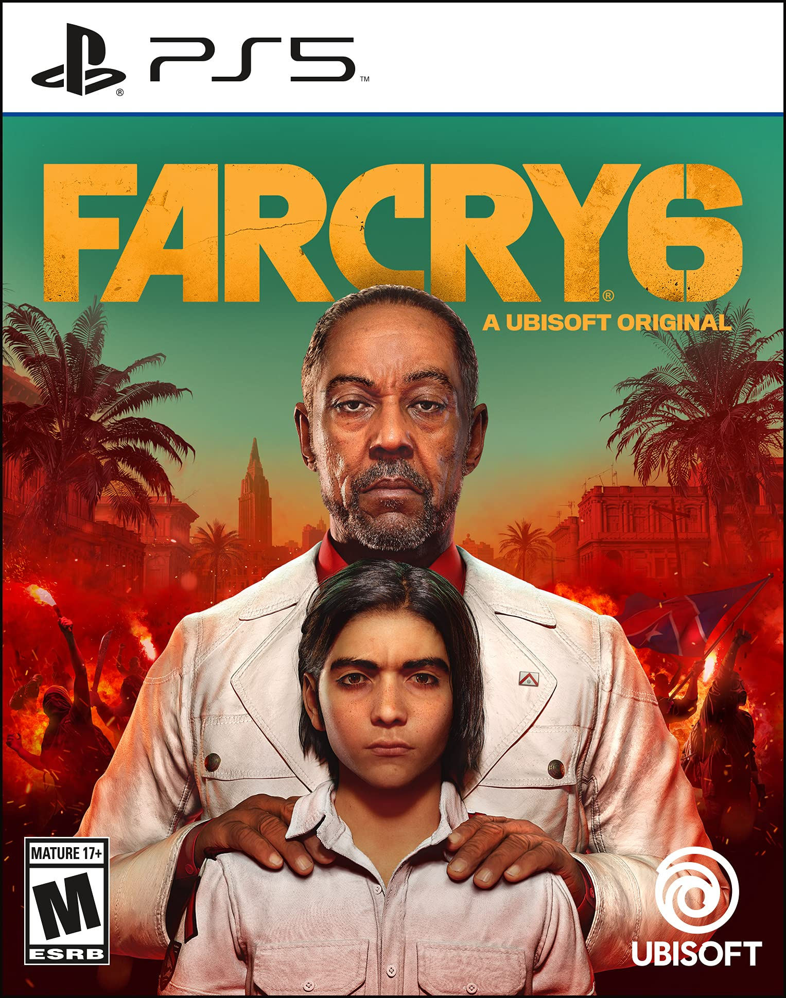 Poster. Far Cry 6
