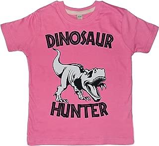 Edward Sinclair Big Boys' T-Shirt Dinosaur Hunter