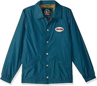 volcom boys jacket
