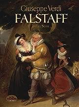 falstaff في تسجل كاملة (Dover الموسيقى scores)