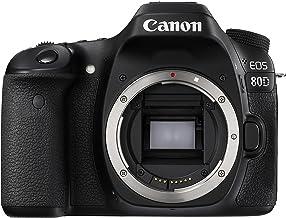 Canon EOS 80D Digital SLR Camera Body (Negro) (Renovado)