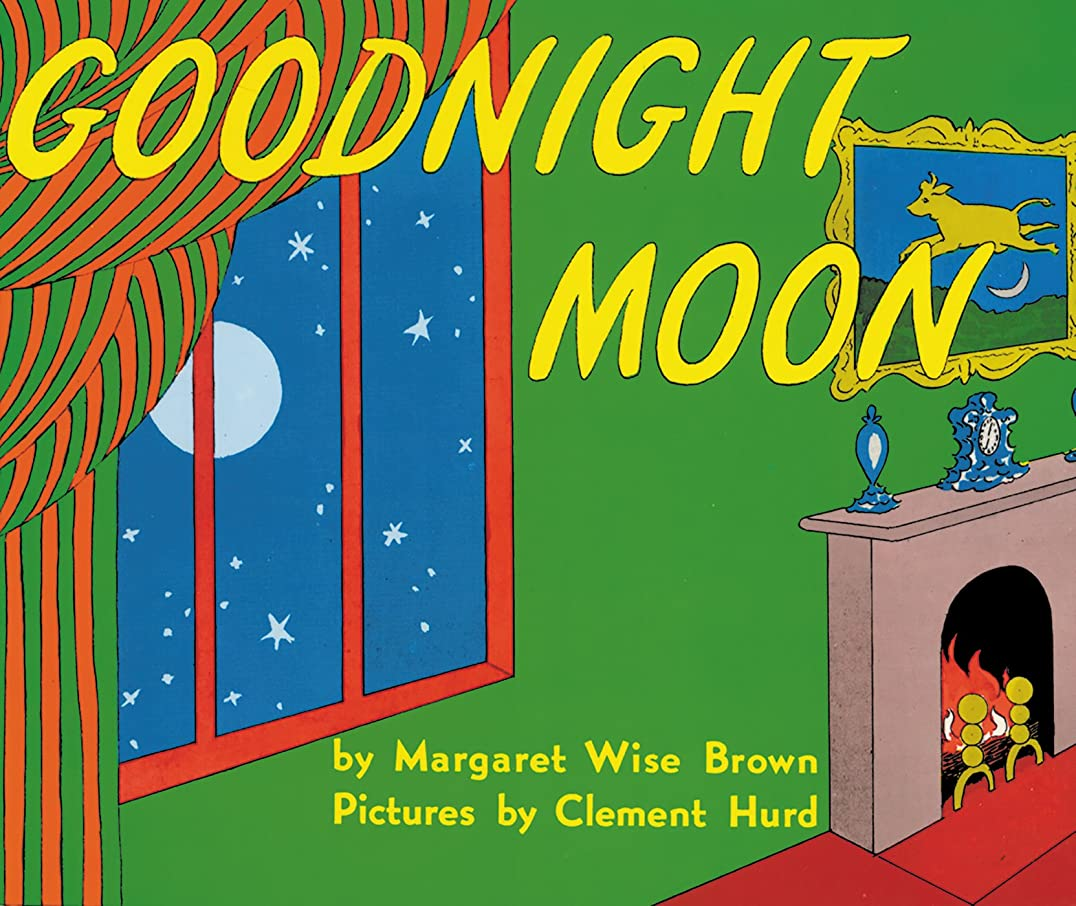 アプライアンスウェブアクセサリーGoodnight Moon (English Edition)
