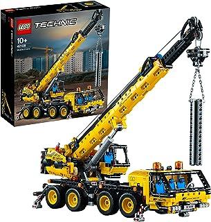 LEGO Technic 42108 Żuraw samochodowy (1292 elementy)