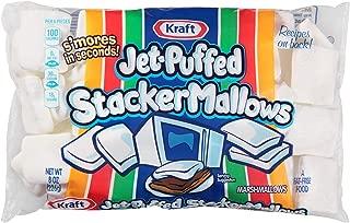Jet Puffed Stacker Marshmallows (8 oz Bag)
