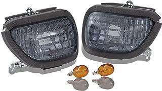 Show Chrome Accessories 52-733SK Smoke Lens Turn Signal Light