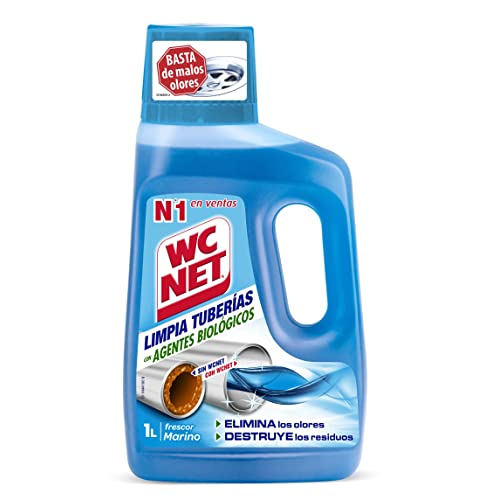 Wc Net - Limpiatuberias - 1000 ml