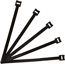 AmazonBasics Reusable Cable Zip Ties – 8-Inch, 50-Pack