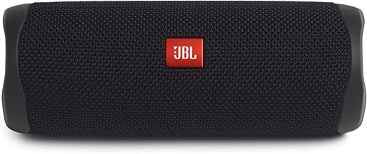 JBL FLIP 5 - Waterproof Portable Bluetooth Speaker - Black (New Model)