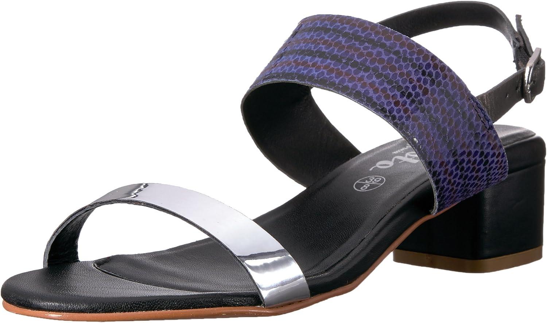 Callisto Womens Mishka Flat Sandal