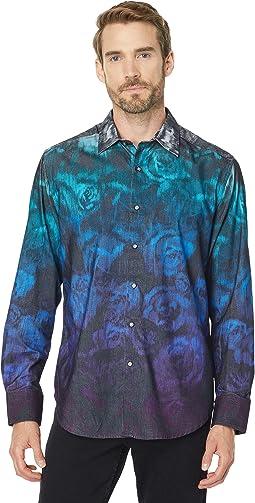 Day Dream Long Sleeve Woven Shirt