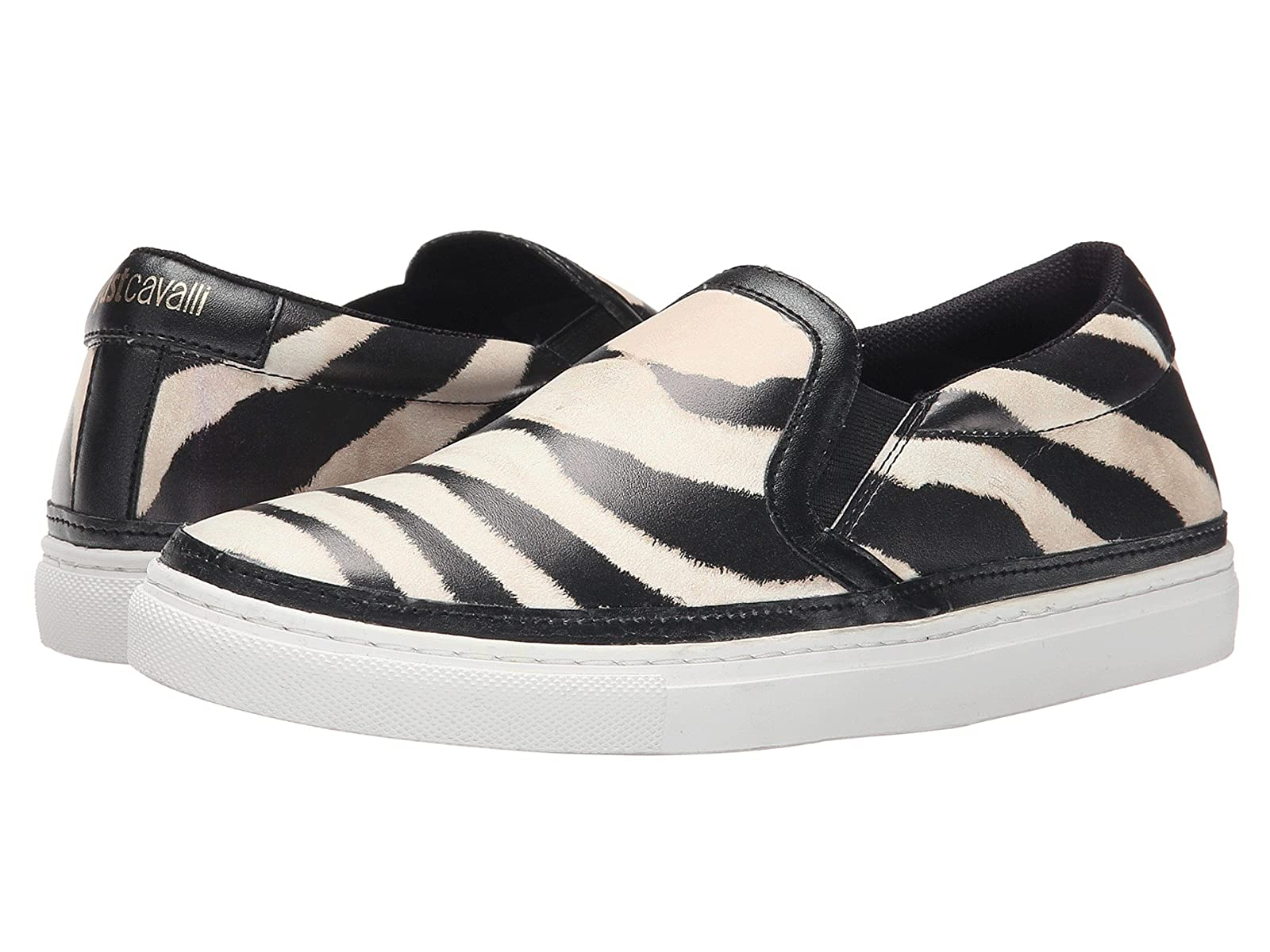 Just Cavalli Poetic Zebra Printed NappaCheap and distinctive eye-catching shoes