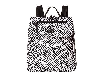 Ju-Ju-Be Core Convertible 4-in-1 Diaper Bag (Strike Off) Diaper Bags