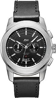 JBW Luxury Men's Mohawk 12 Diamonds Multi-Function Watch - J6352A