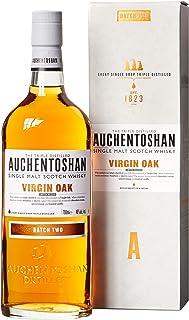 Auchentoshan Virgin Oak Batch Two Limited Release mit Geschenkverpackung Whisky 1 x 0.7 l