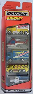 Matchbox Airport 5 Pack 1997 Very Rare