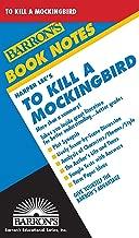 To Kill A mockingbird (barron برقبة على شكل كتاب ملاحظات)