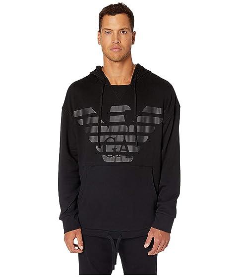 Emporio Armani Terry Megalogo Sweater
