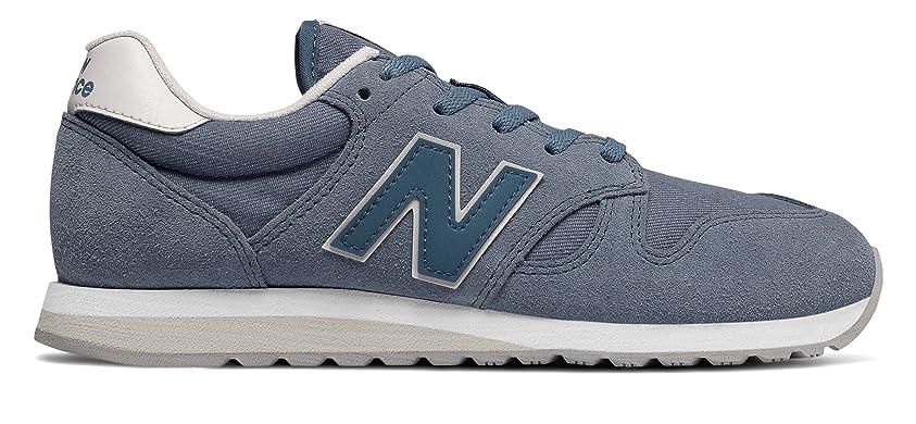 湾方法論ストローク(ニューバランス) New Balance 靴?シューズ レディースライフスタイル 520 70s Running Deep Porcelain Blue ディープ ブルー US 10 (27cm)