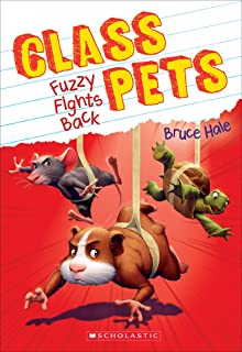 Fuzzy Fights Back (Class Pets #4)