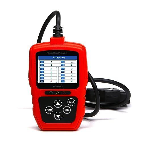 OBD II Scanner Car Engine Fault Code Reader CAN Diagnostic Scan Tool OBD2 scanner