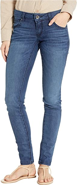 Ultra Stretch Skinny Jeans in Iced Indigo