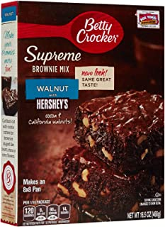 Betty Crocker Walnut Supreme Brownie Mix - 16.5 oz
