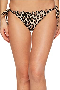 Kate Spade New York Crystal Cove #70 Scalloped String Bikini Bottom