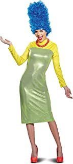 Women's New Marge Deluxe Adult Costume