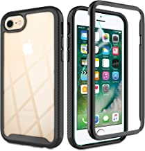 iPhone SE 2020 Case,iPhone 8 Case,iPhone 7 Case,iPhone 6/6S Case with HD Screen Protector, Gritup...