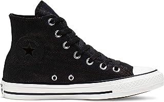Women's CTAS Hi White/Black Sneaker