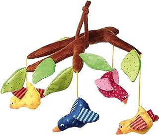 Mehrfarben Clementoni 17269 First Months-Spieluhr Vogel