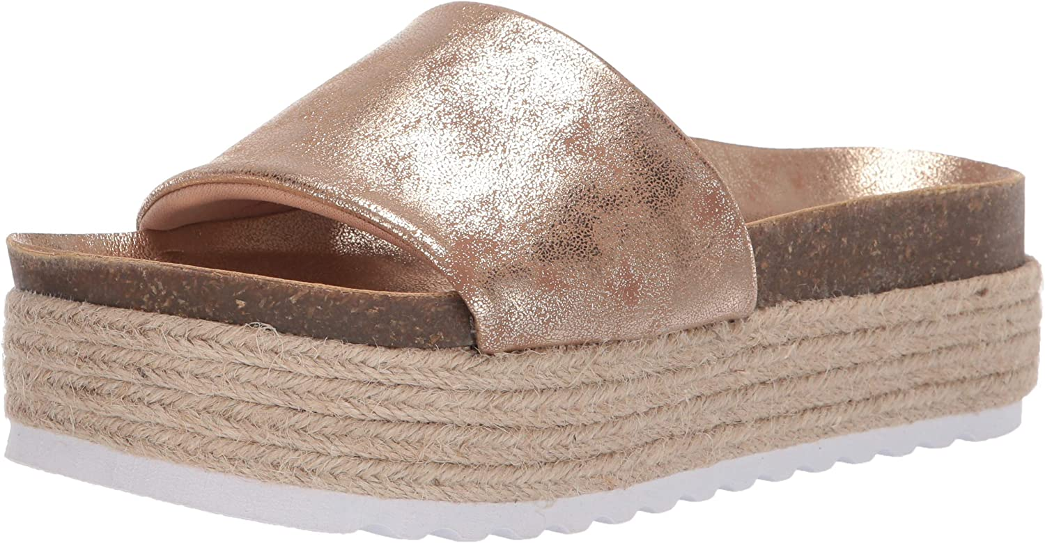 Dirty Laundry Womens Pippa Espadrille Wedge Sandal