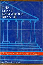 The Least Dangerous Branch (The Supremne Court at the bar of politics)